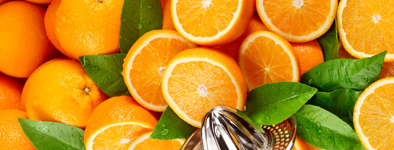 Appelsiinista raikasta energiaa