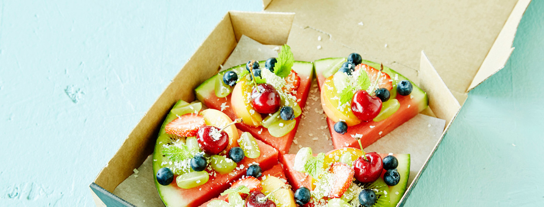 6 kevyttä ideaa: virkistävät vesimeloniherkut