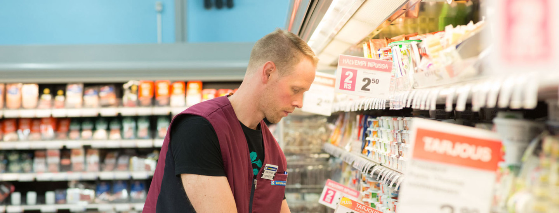 Hävikki hallinnassa K-supermarket Kulinaarissa
