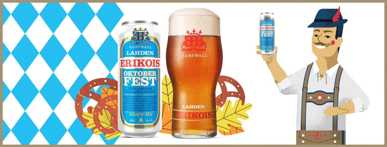 Lahden Erikois Oktoberfest – Viisi vinkkiä Oktoberfestin viettoon