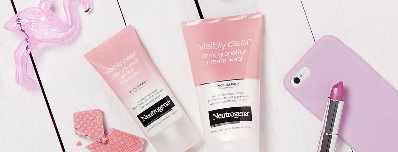 Neutrogena-suosikit kauneuden- ja ihonhoitoon
