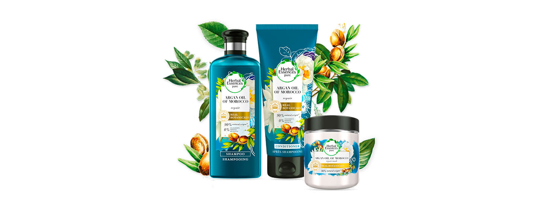 Herbal Essences Pure Argan Oil