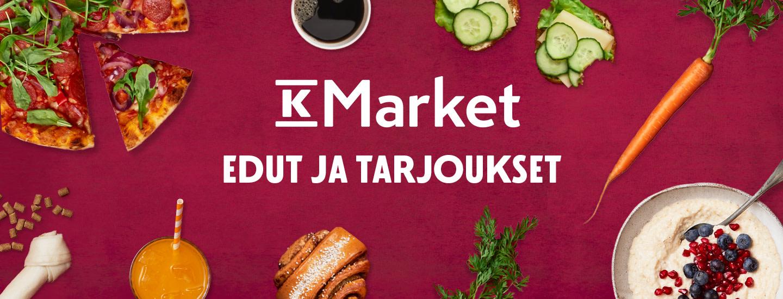 K-Marketin tarjoukset