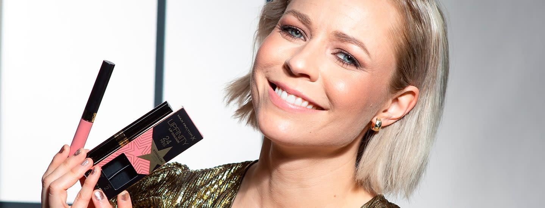Voita 500 eurolla Max Factor -meikkejä