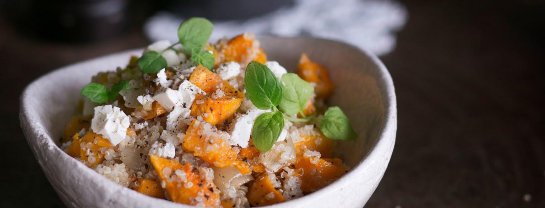 Alex vinkkaa: Kokeile couscousia, kvinoaa ja bulguria