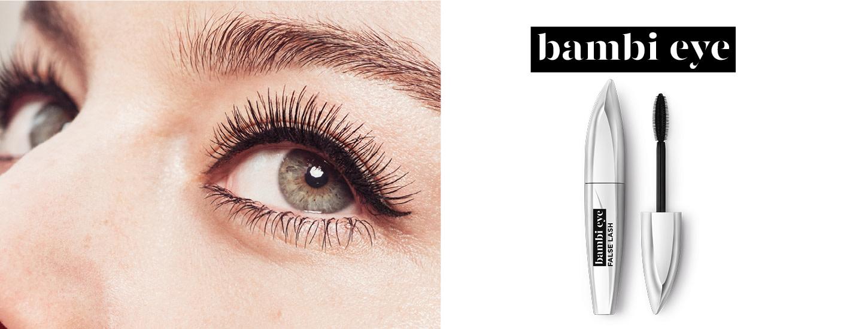 Syksyn L'Oréal Paris -trendilook: Bambi Eye