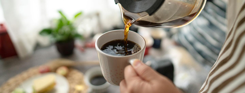 Kelpo keittimet kahvihampaan kolotukseen