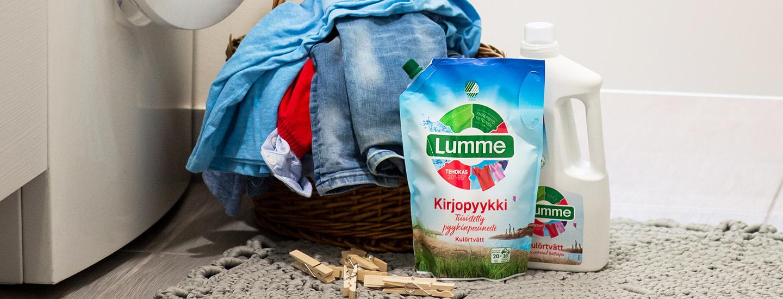 Ekologisen pyykkärin pesuvinkit