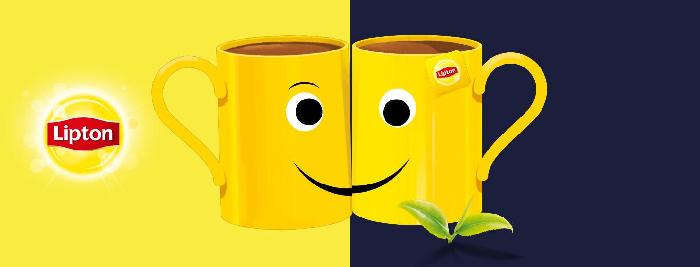 Lipton - Teekupillinen ystävän seurassa on yhteistä laatuaikaa