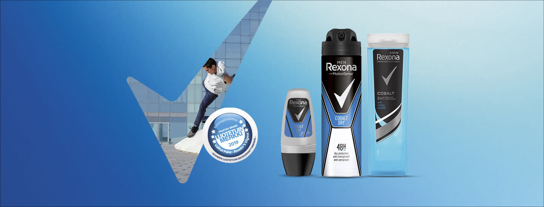 Osta kaksi Rexona-tuotetta - voit voittaa VIP-matkan Chelsean matsiin