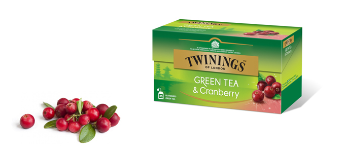 twinings cranberry