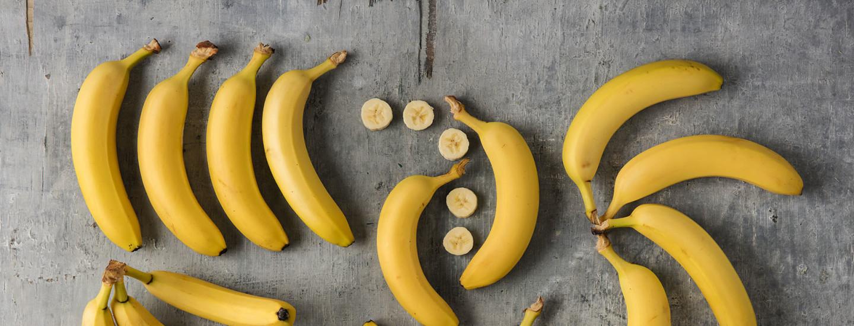 Banaani antaa makeaa voimaa