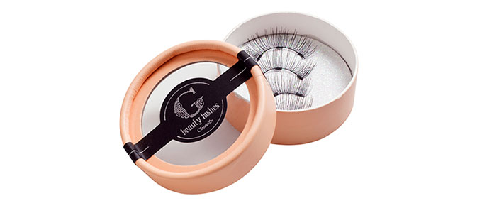 g beauty lashes chinchilly 680