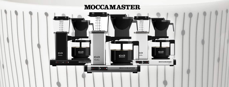 Moccamaster KBG962 -kampanja