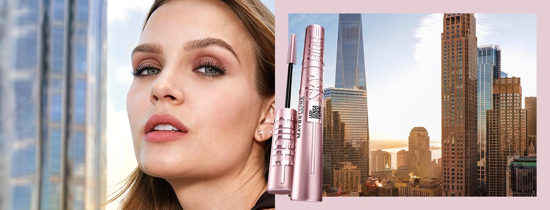 Uusi Maybelline New York Lash Sensational Sky High –maskara