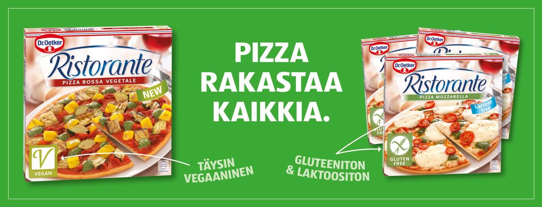 Ristoranten syksy: vegaaninen Rossa Vegetale ja suosikkimaut laktoosittomina