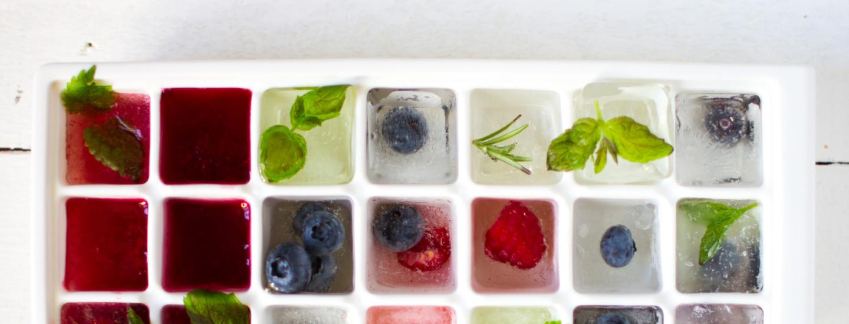 Vapun suloisen lystikkäät jääpalat