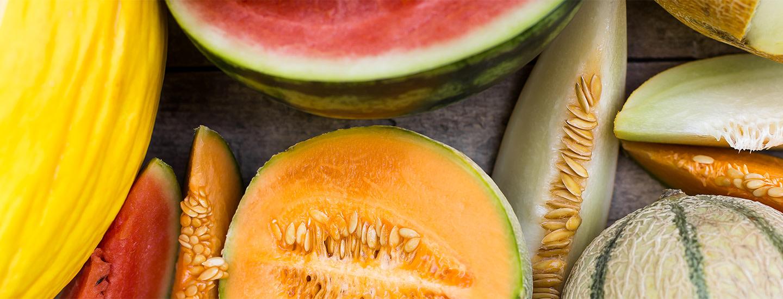 Mikä meloni maistuu teillä päin?