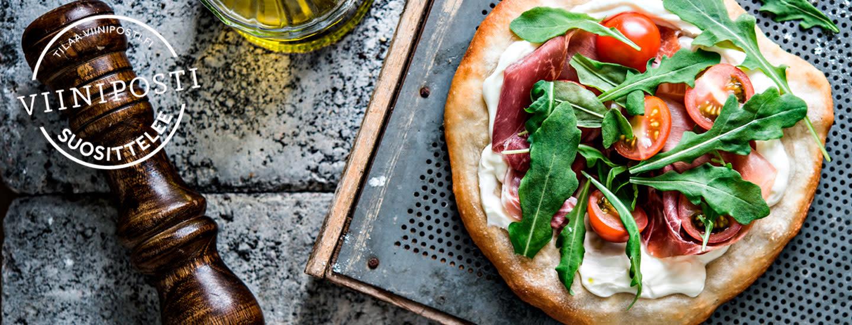 Mitä viiniä pizzan kanssa?