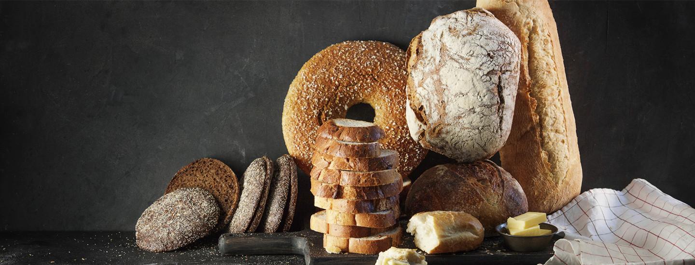 Leipä on terveellinen valinta