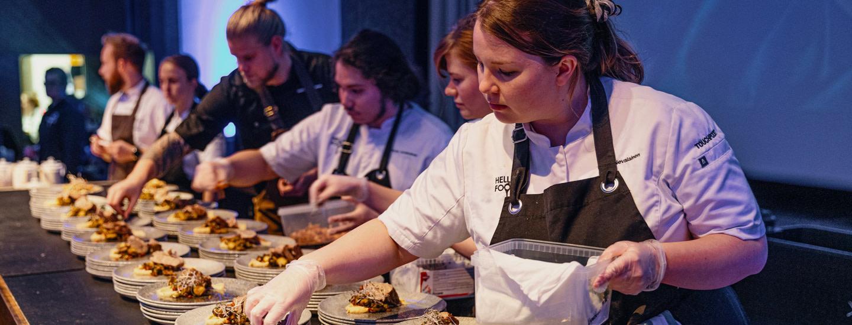 Hella Food ja K-Supermarket - Yhteistyötä intohimosta ruokaan