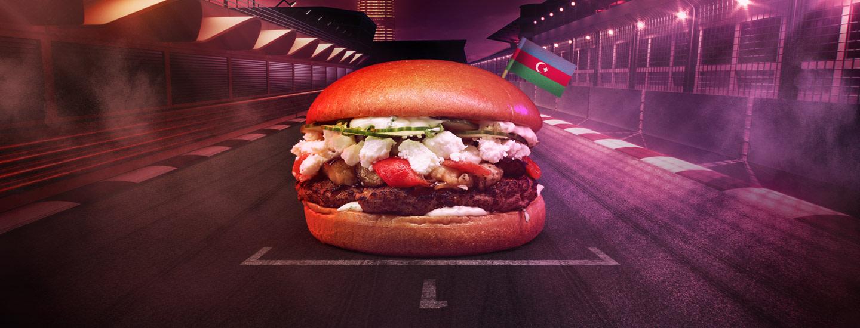 Luo kansainvälistä F1-tunnelmaa Vaasan Street Food burgereilla ja dogeilla
