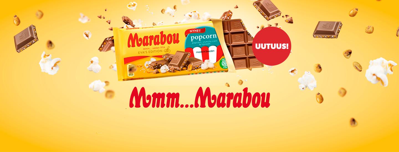 Osallistu ja voit voittaa Marabou-herkkukorin!