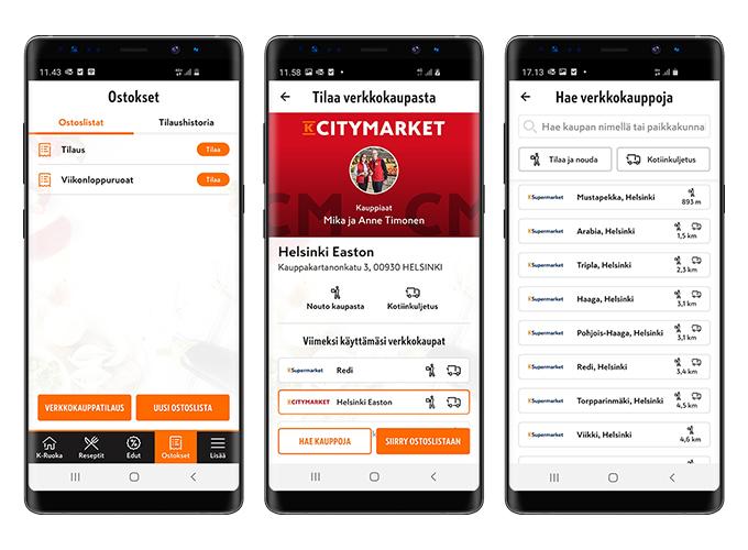 Järvenpään Citymarketin verkkokauppa pystyyn kymmenessä päivässä – isot toimijat, Kesko ja Posti, osoittivat ketteryyttä poikkeustilanteessa