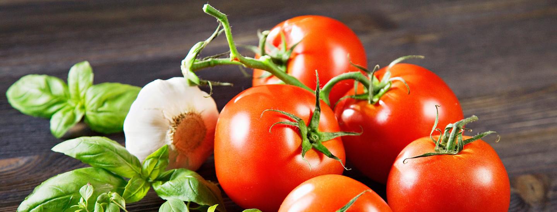 Tomaatti - herkullista makua ja väriä