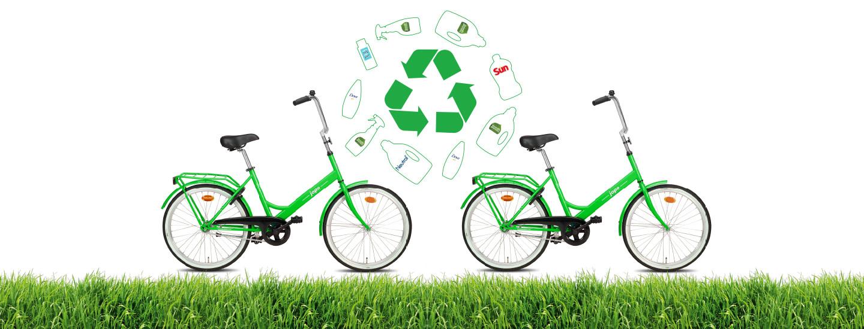Osallistu ja voita Jopo-polkupyörä