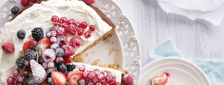 Helppo kakku joka juhlaan