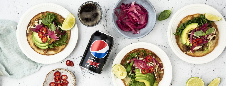 Maximoi lempiruokasi Pepsi Maxilla – katso kolme vinkkiä