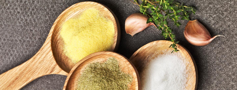 5 helppoa tapaa vähentää suolaa