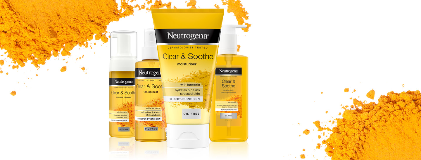 Neutrogena® Clear & Soothe