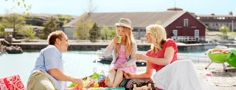 Kesän parhaat piknikeväät