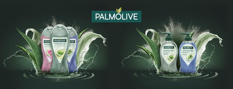 Palmolive Clay - syväpuhdistavan saven ja luonnon ainesosien voimaa