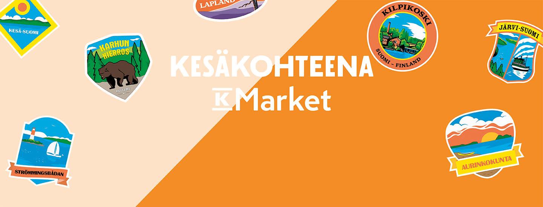 Kesäkohteena K-Market