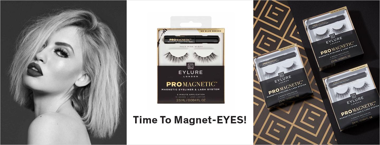 Voita Eylure ProMagnetic -magneettiripset!
