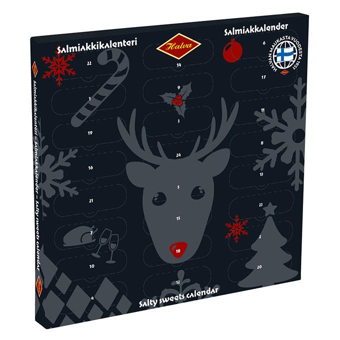 Viides Joulukalenteri – upea kirjoittajakaarti!