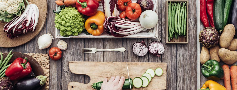 Vaivattomampi arki vihanneksilla