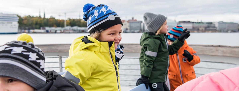 Reima pukee lapset syksyyn ja talveen 75 vuoden kokemuksella