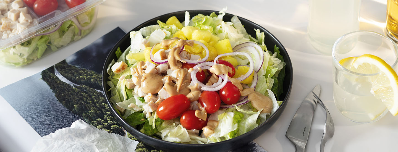 Hetki-lounassalaateilla aina jotain uutta ja hyvää ruokavalioosi