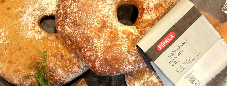 Pirkka-sarjassa satsataan leipiin