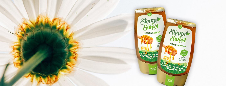 SteviaSweet Honey, luonnollista makeutta kevyemmin