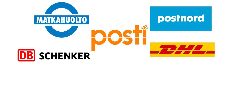 Posti- ja pakettipalvelut
