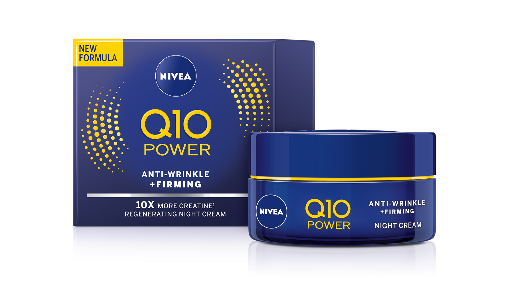 NIVEA Q10 POWER Night Cream