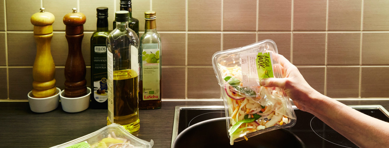Tuoteinnovaatiot vähentävät ruokahävikkiä