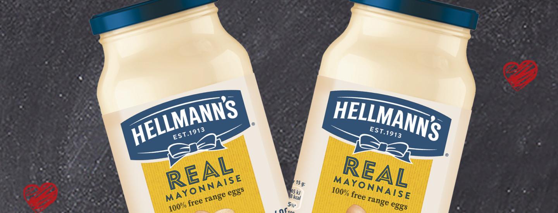 Hellmann's Real majoneesi maustaa grilliherkut
