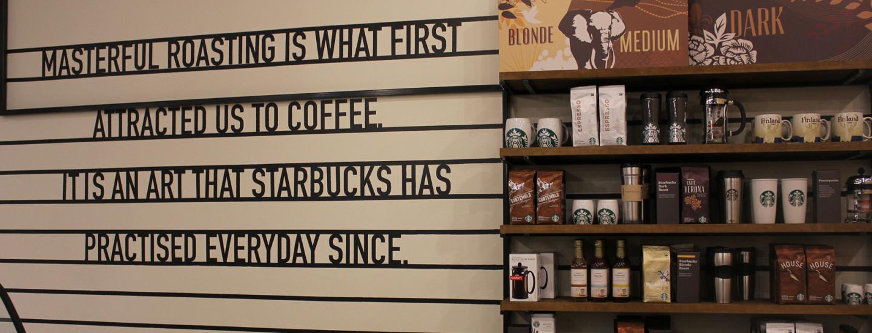 Elämyksiä Starbucks-kahviloissa