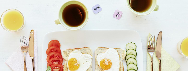 Näin syntyy sydämen muotoinen kananmuna